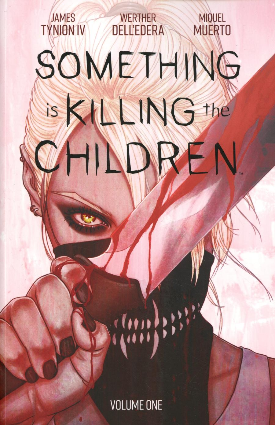 Something Is Killing The Children Vol 1 TP Discover Now Edition