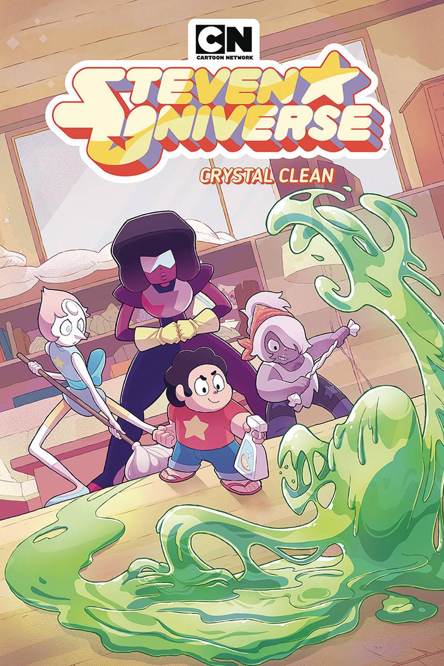 Steven Universe Original Graphic Novel Vol 5 Crystal Clean TP