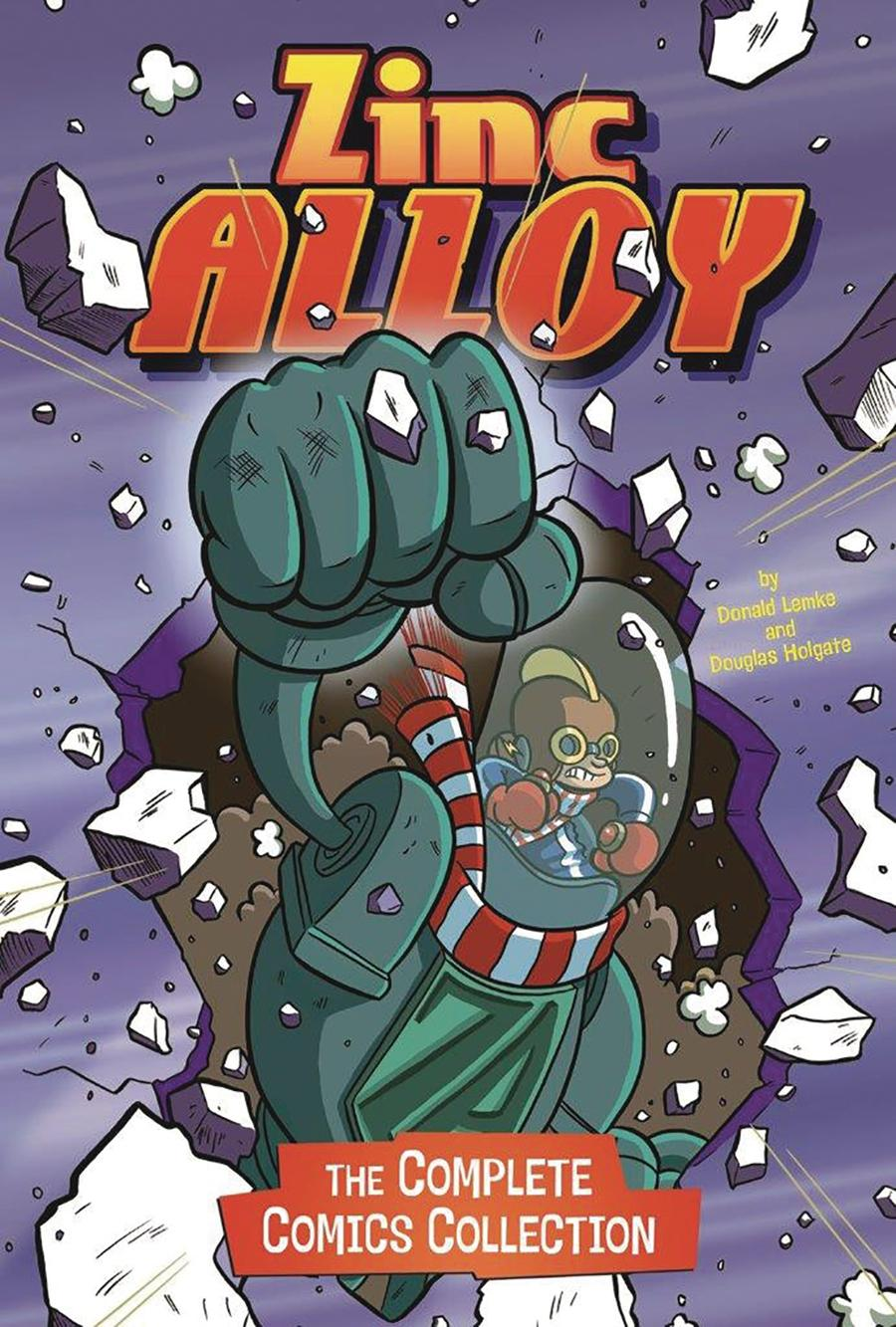 Zinc Alloy Complete Comics Collection GN