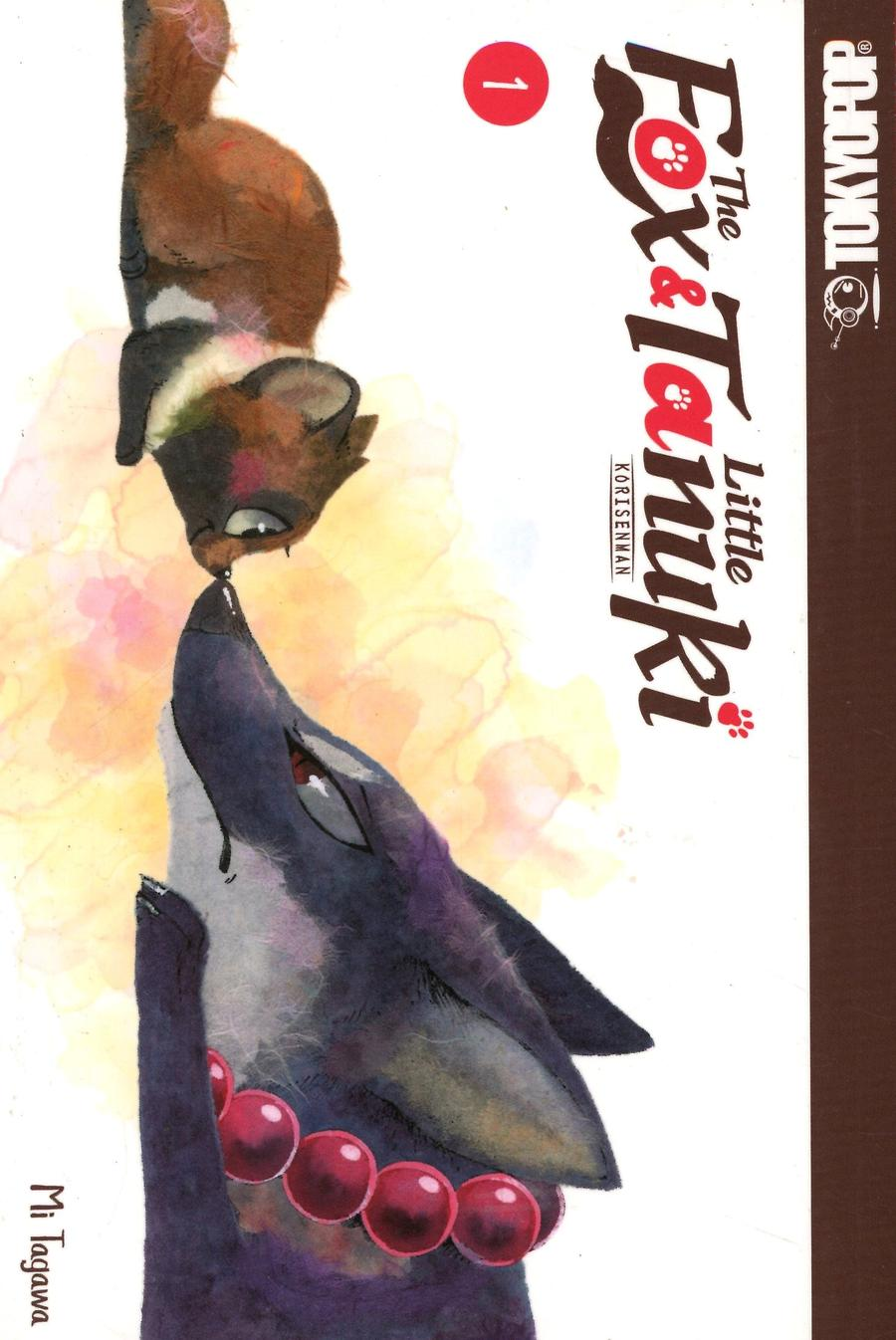 Fox And The Little Tanuki Vol 1 GN
