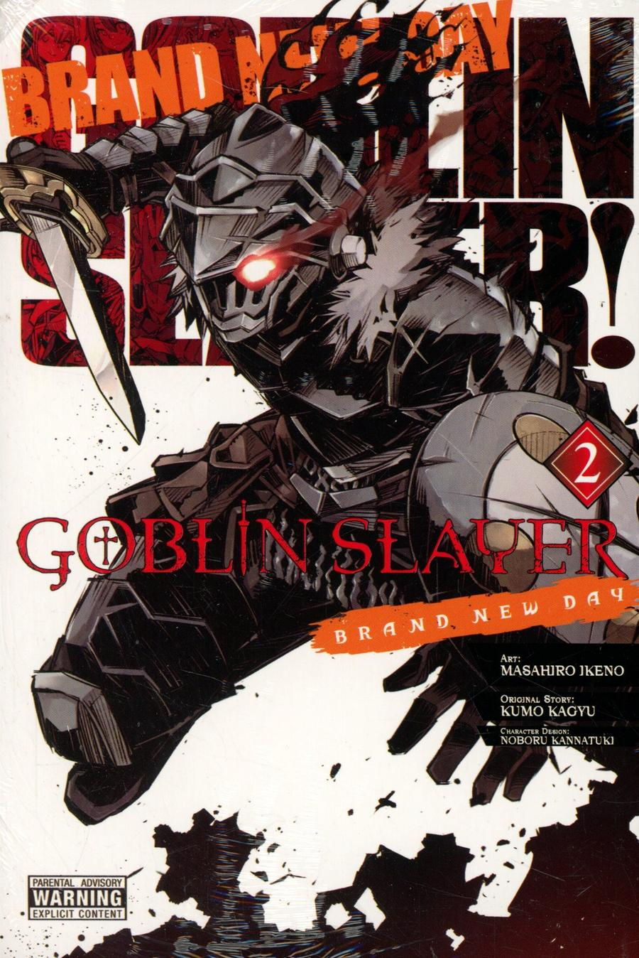 Goblin Slayer Brand New Day Vol 2 GN