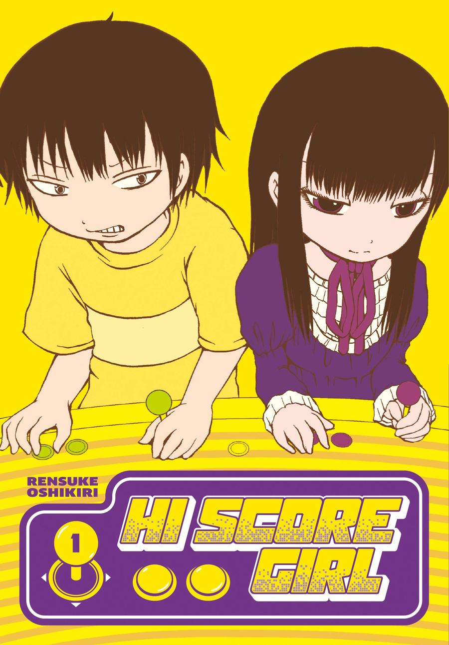 Hi Score Girl Vol 1 GN