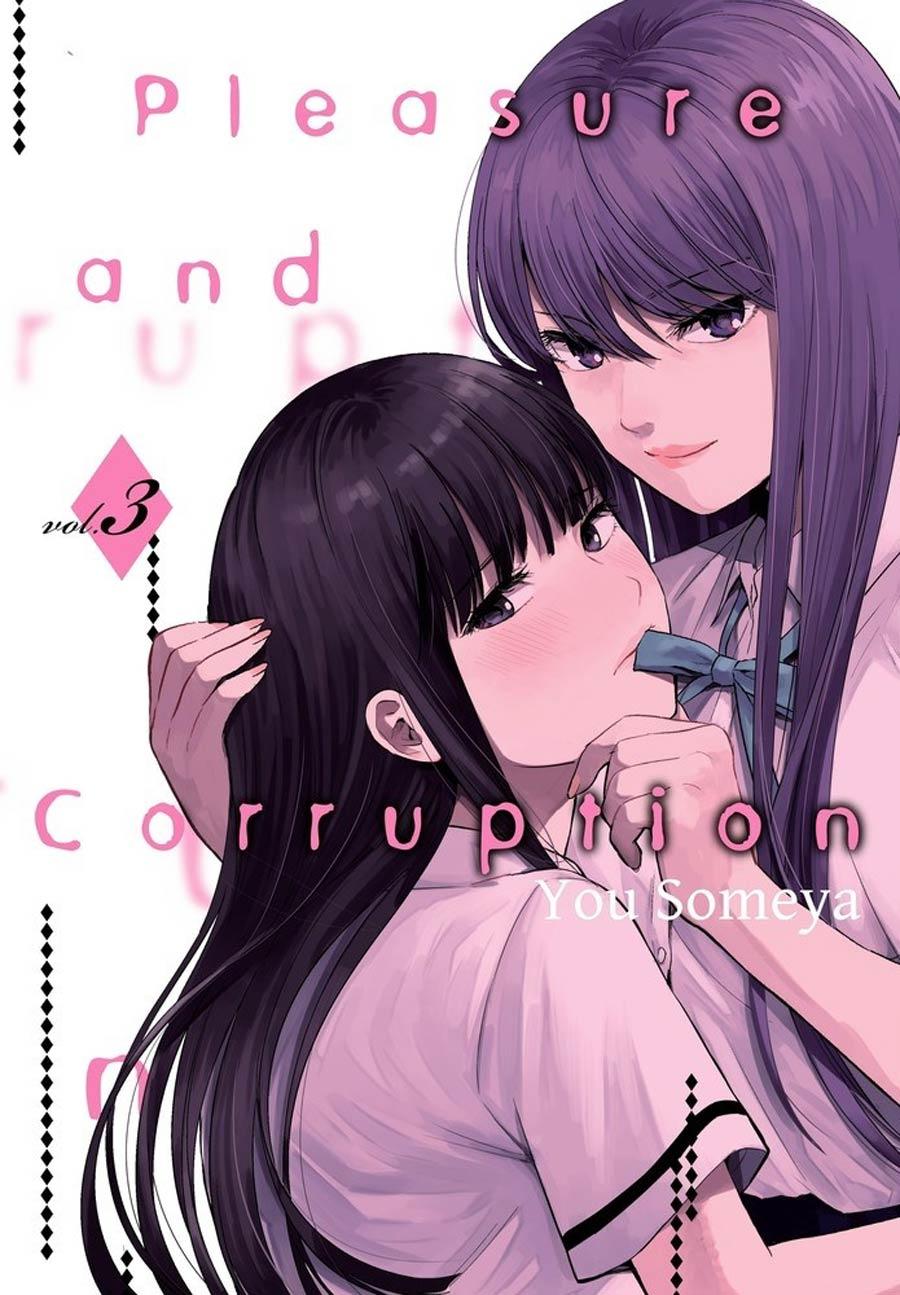 Pleasure & Corruption Vol 3 GN