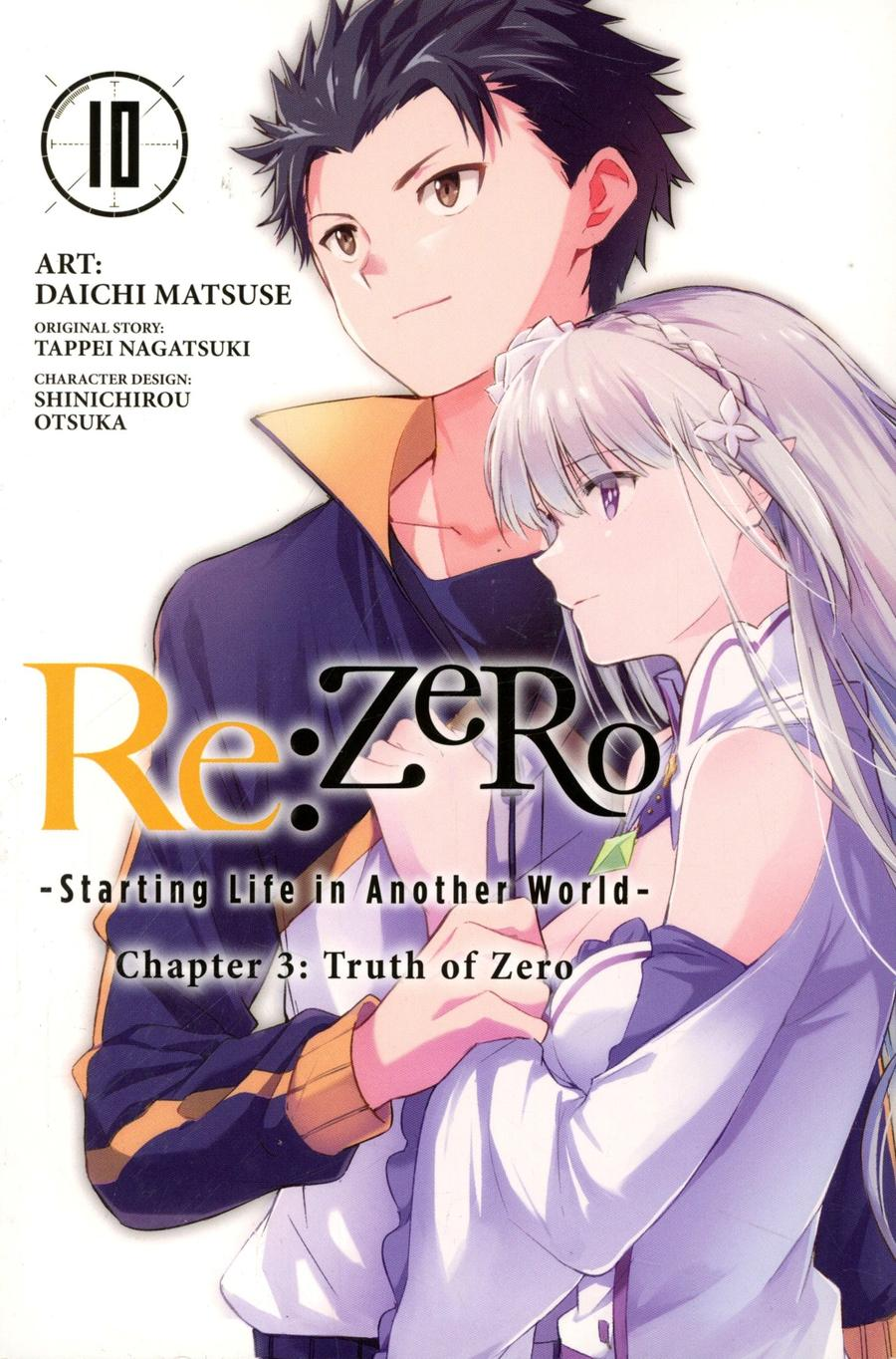 ReZero Starting Life In Another World Chapter 3 Truth Of Zero Part 10 GN