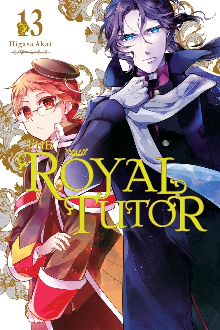 Royal Tutor Vol 13 GN