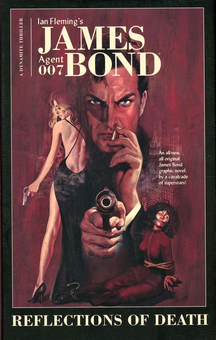 James Bond Reflections Of Death Original Graphic Novel HC Regular Edition