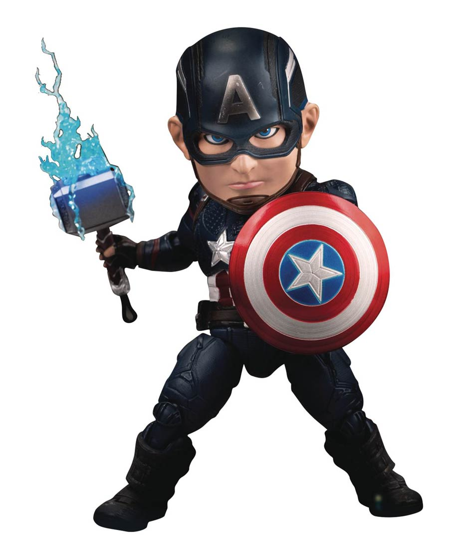 Avengers Endgame EAA-104 Captain America Previews Exclusive Action Figure