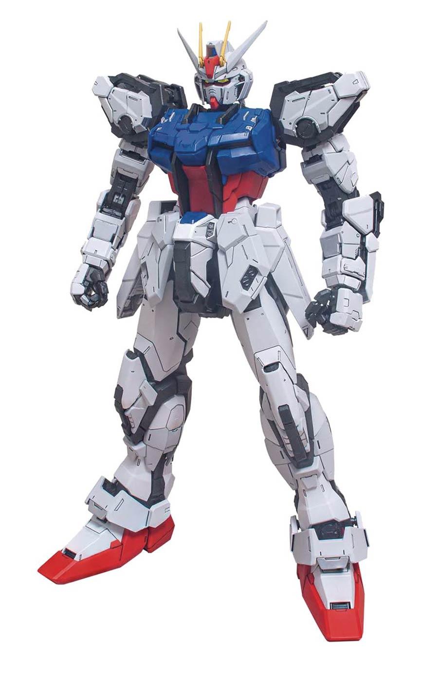 Gundam Perfect Grade 1/60 Kit - GAT-X105 + AQM/E-YM1 Perfect Strike Gundam O.M.N.I. Enforcer Mobile Suit