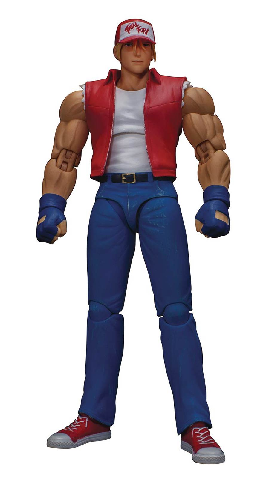 King Of Fighters 98 Ultimate Match 1/12 - Terry Bogard Action Figure