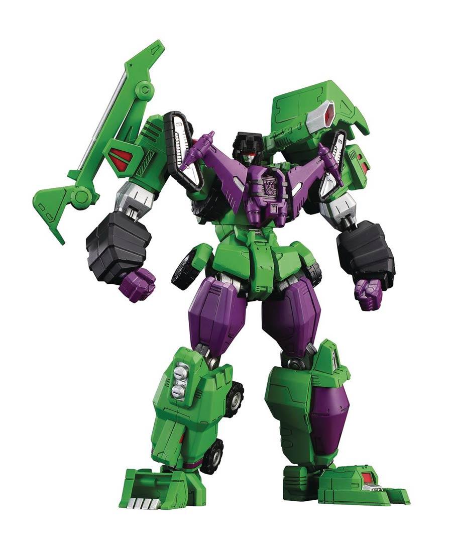 Transformers Furai Model Kit - Devastator