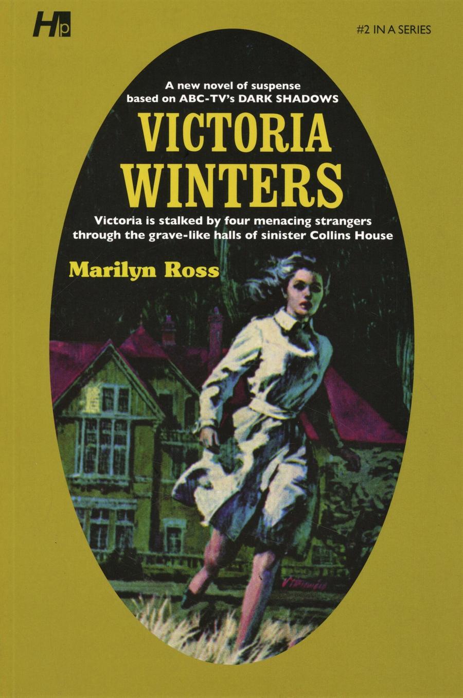 Dark Shadows Paperback Library Novel Vol 2 Victoria Winters TP