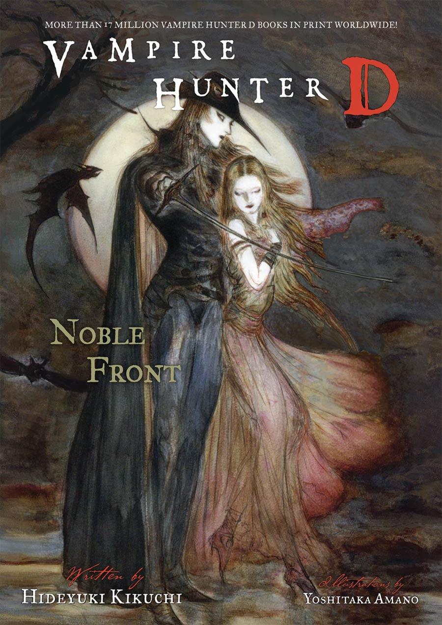 Vampire Hunter D Novel Vol 29 Noble Front TP