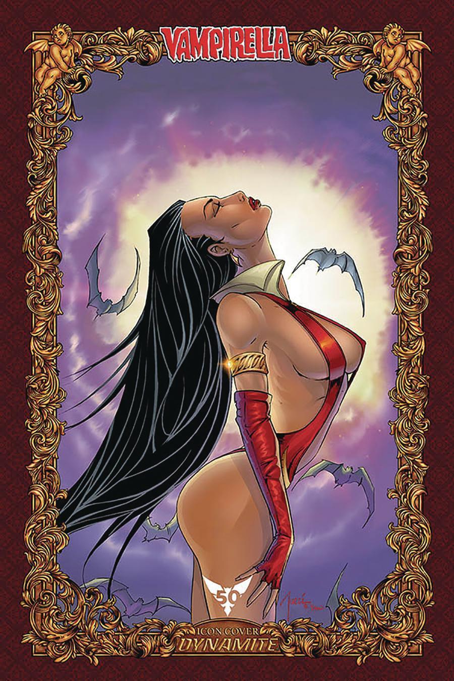 Vengeance Of Vampirella Vol 2 #5 Cover P Incentive Billy Tucci Icon Edition Variant Cover