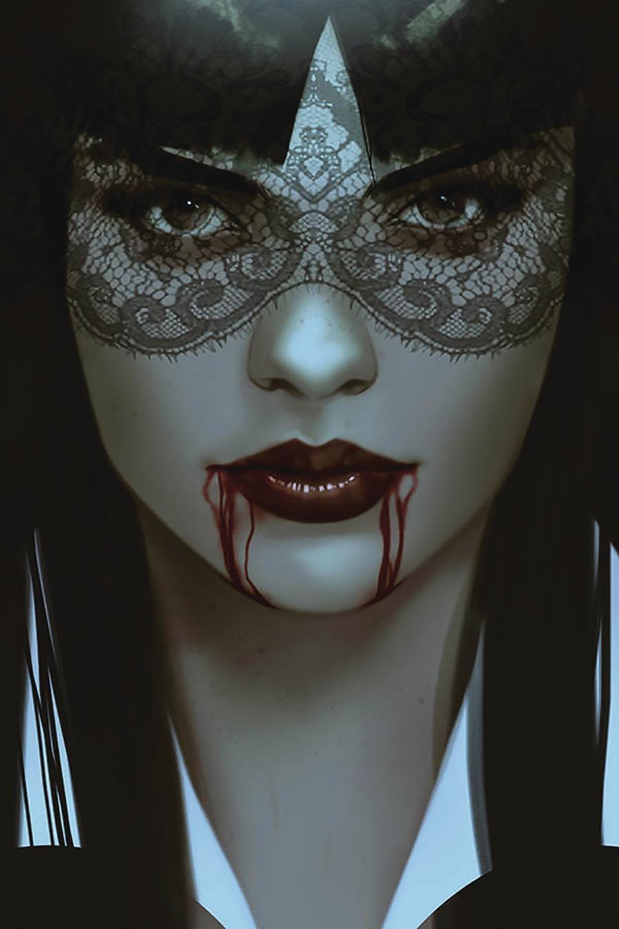 Vengeance Of Vampirella Vol 2 #5 Cover R Limited Edition Ben Oliver Virgin Cover