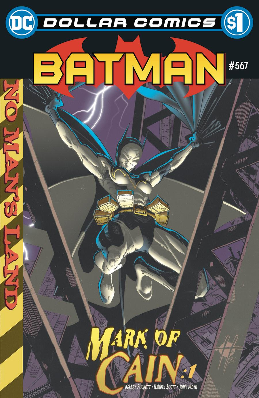 Dollar Comics Batman #567