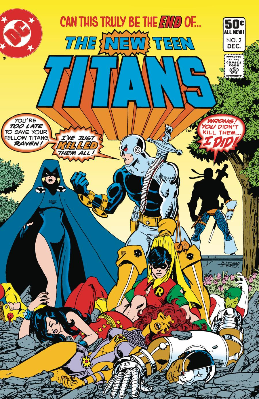 Dollar Comics New Teen Titans #2