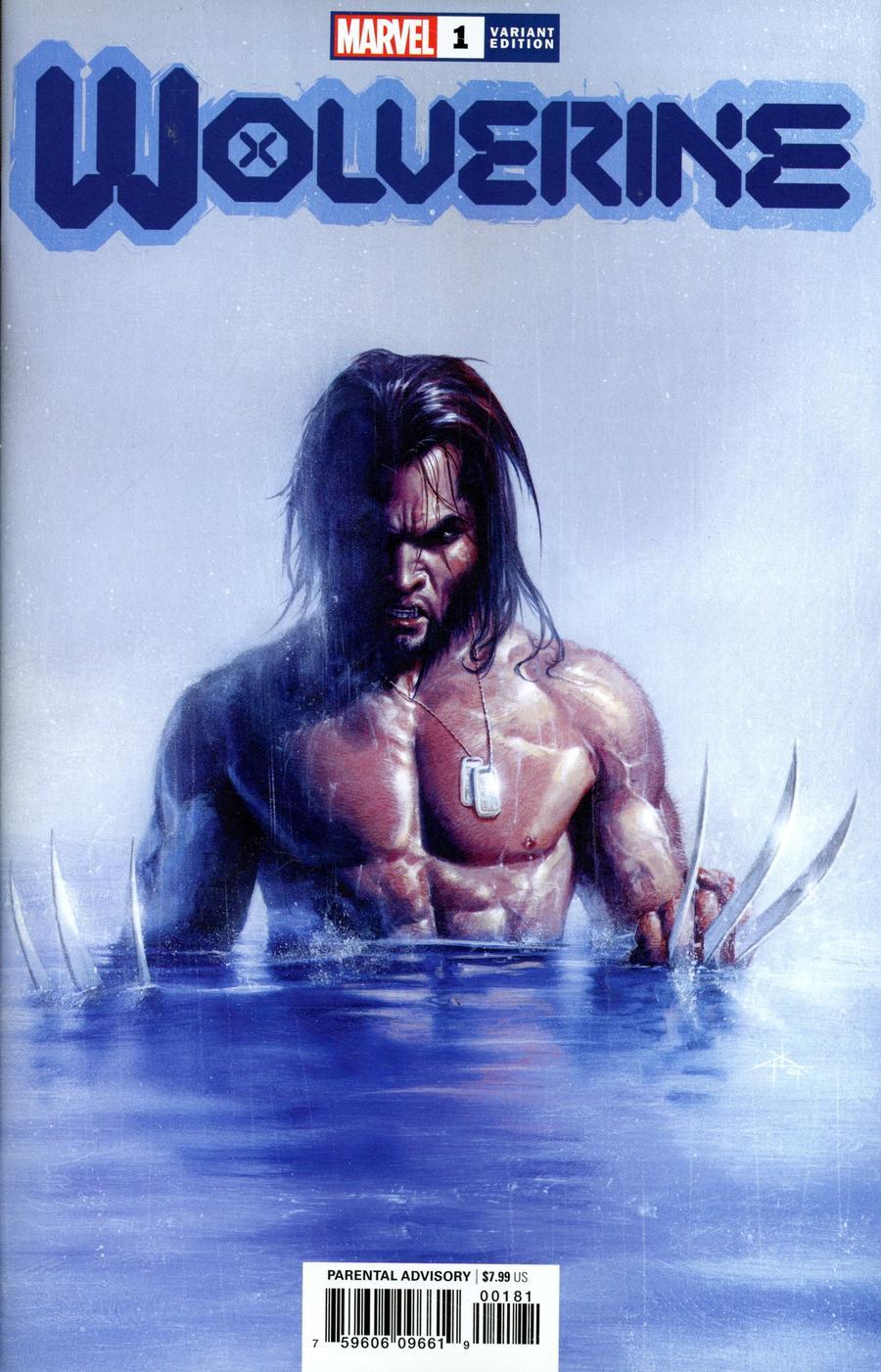 Wolverine Vol 7 #1 Cover H Incentive Gabriele Dell Otto Variant Cover (Dawn Of X Tie-In)