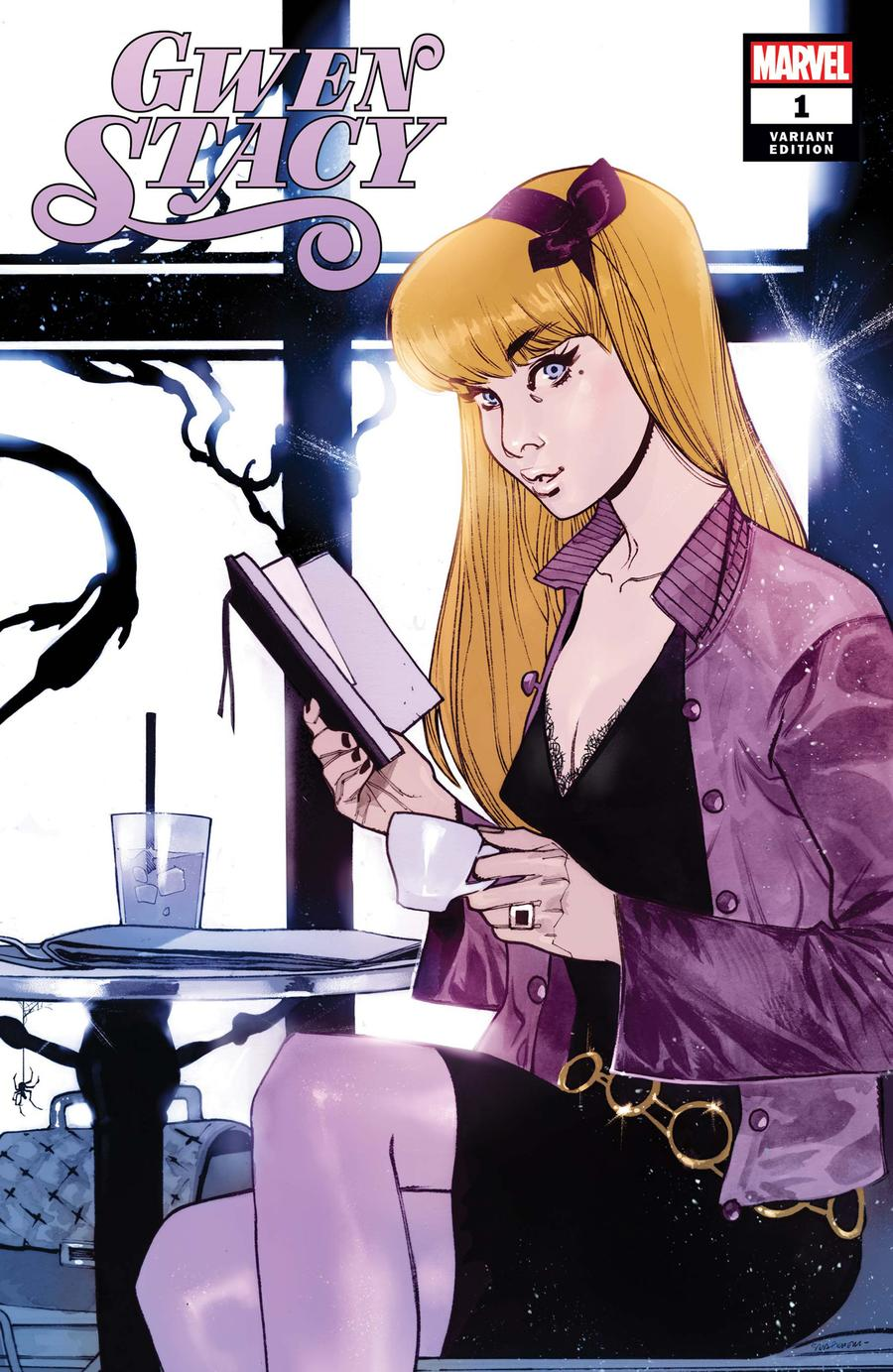 Gwen Stacy #1 Cover F Incentive Sara Pichelli Variant Cover