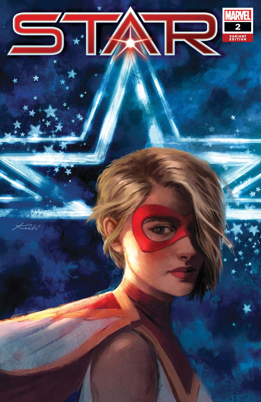 Star #2 Cover B Incentive Kirbi Fagan Variant Cover