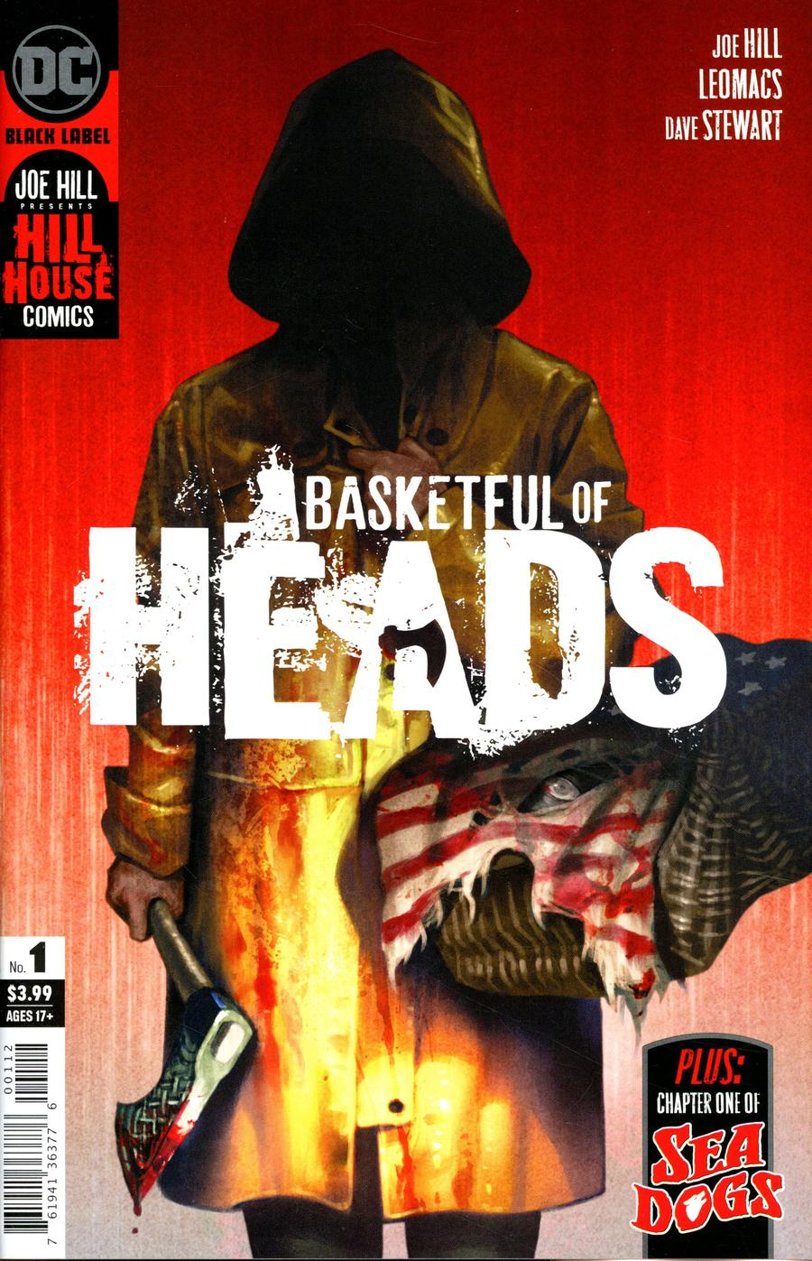 Basketful Of Heads #1 Cover C 2nd Ptg