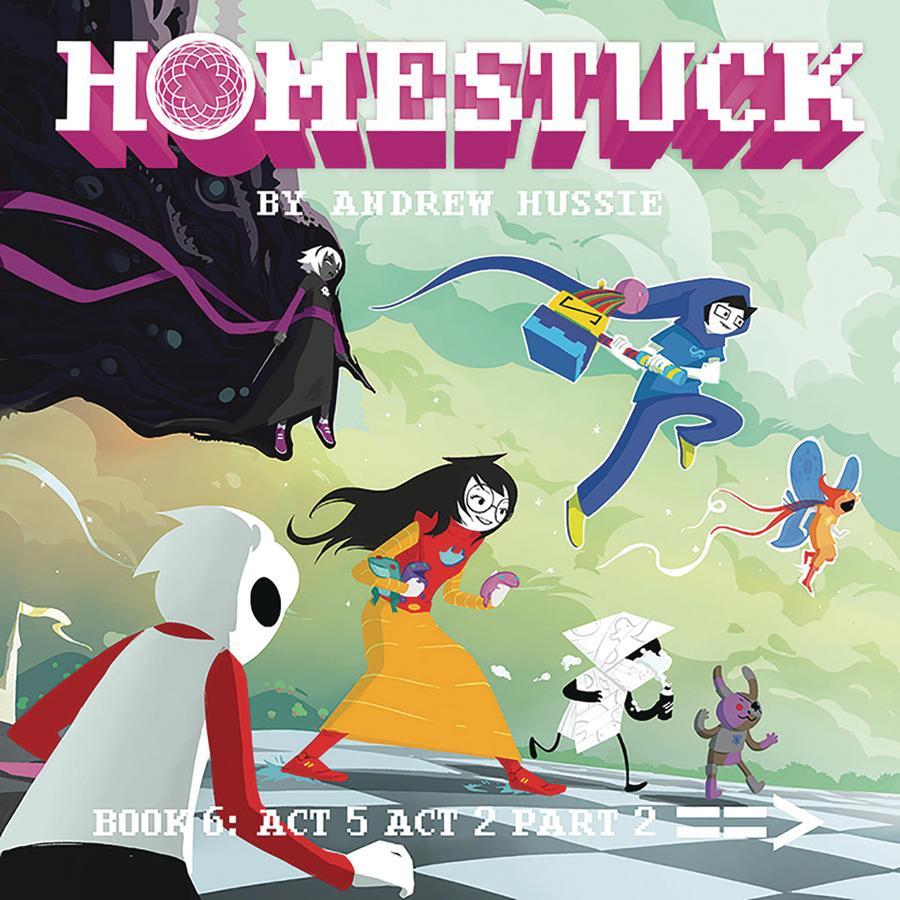 Homestuck Book 6 Act 5 Act 2 Part 2 HC