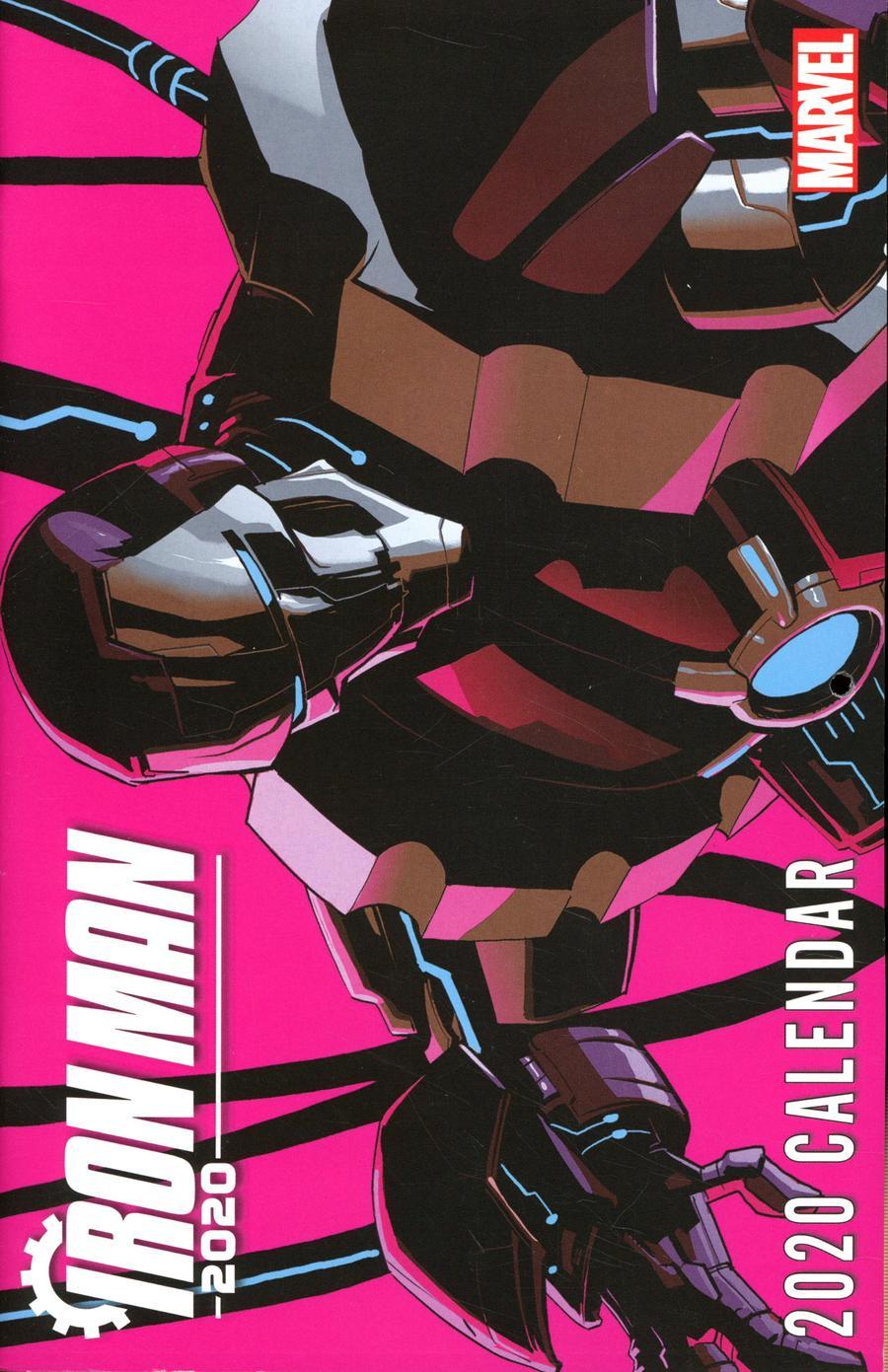 Marvel 2020 Calendar