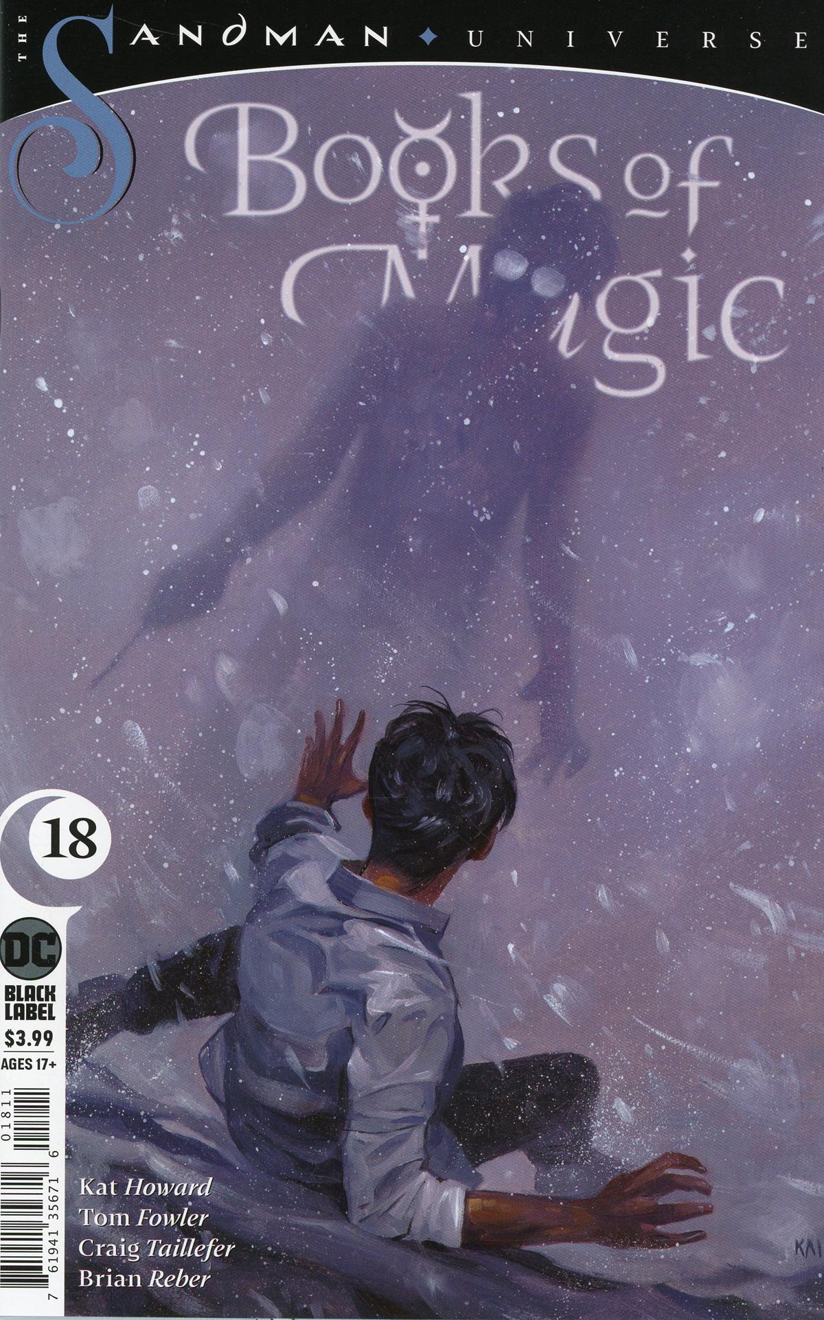 Books Of Magic Vol 3 #18
