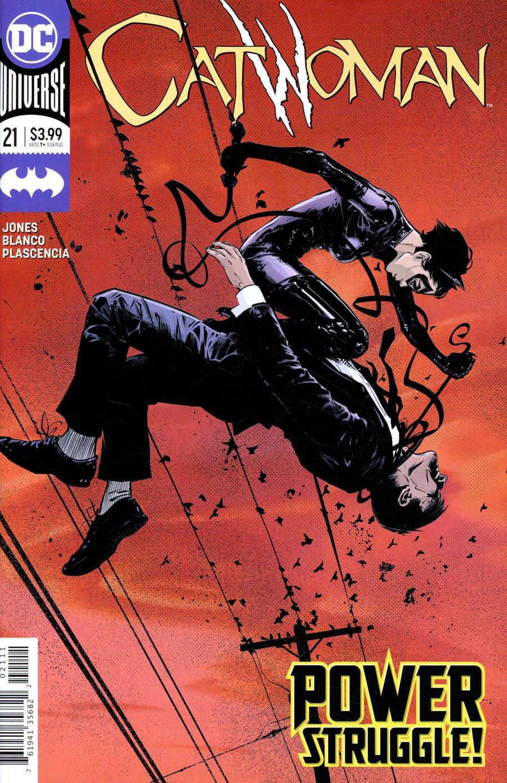 Catwoman Vol 5 #21 Cover A Regular Joelle Jones Cover