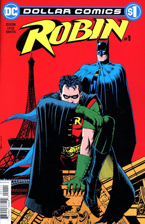 Dollar Comics Robin Vol 1 #1