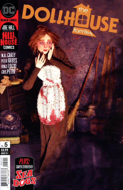 Dollhouse Family #5 Cover A Regular Jessica Dalva Cover
