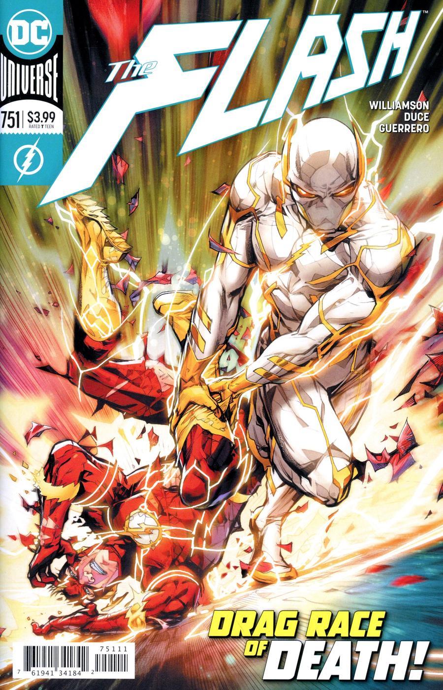 Flash Vol 5 #751 Cover A Regular Howard Porter Cover
