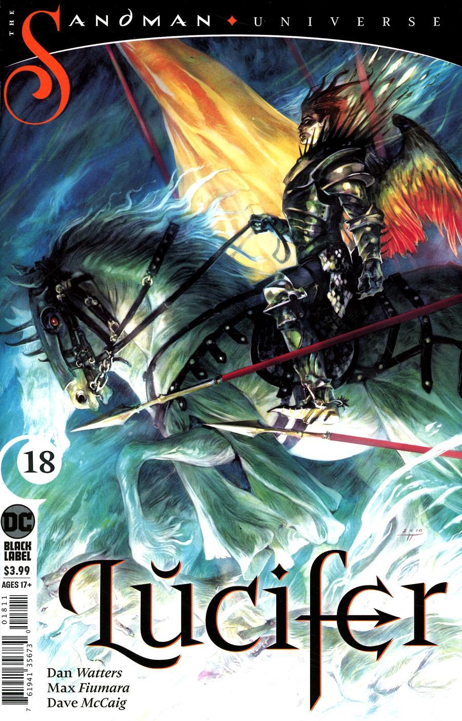 Lucifer Vol 3 #18