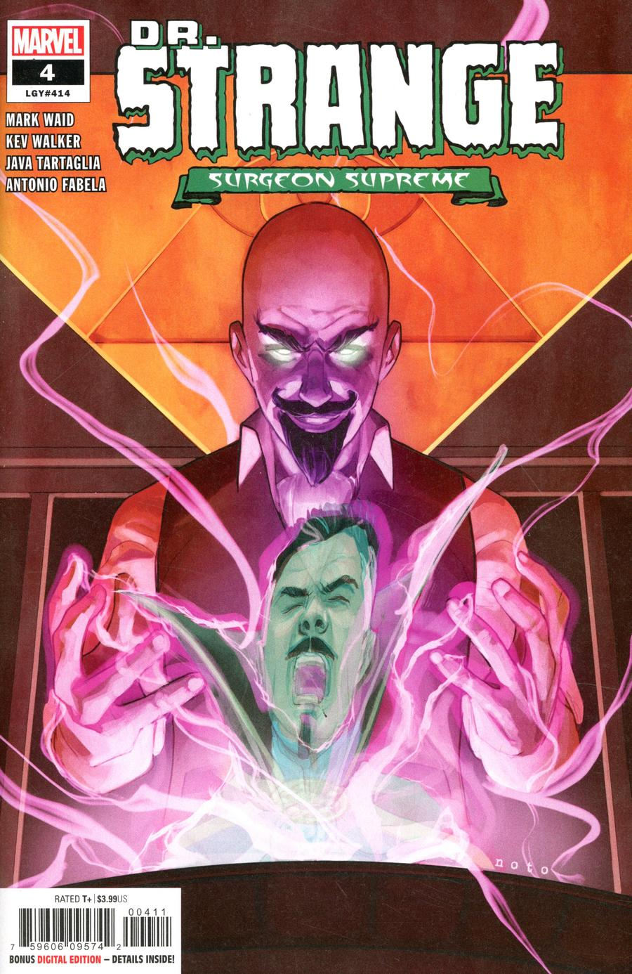 Doctor Strange Surgeon Supreme #4