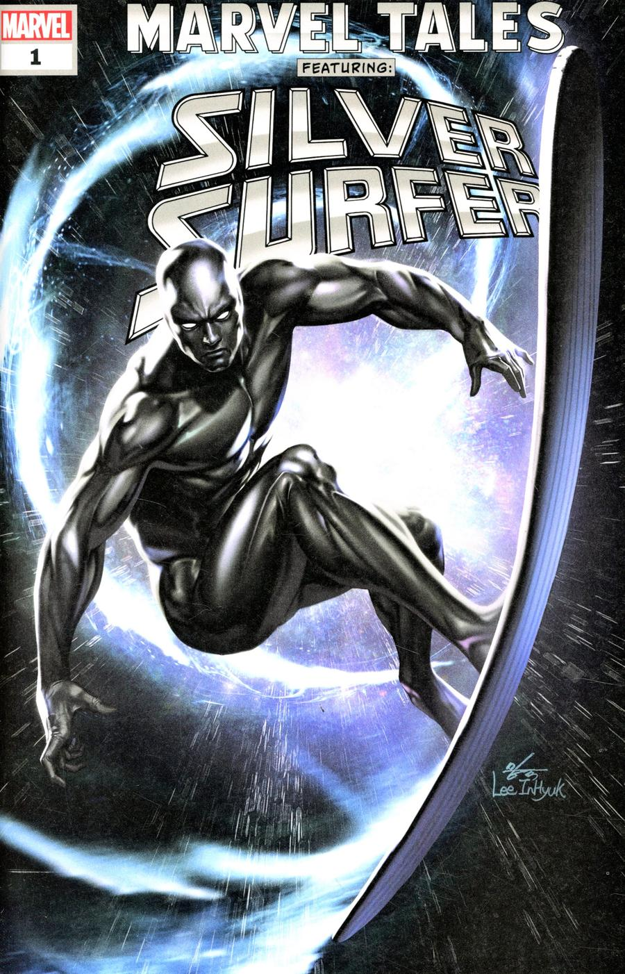 Marvel Tales Silver Surfer #1 Cover A Regular Inhyuk Lee Cover