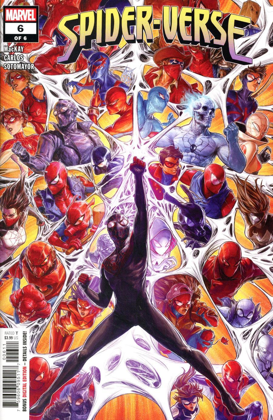 Spider-Verse Vol 3 #6