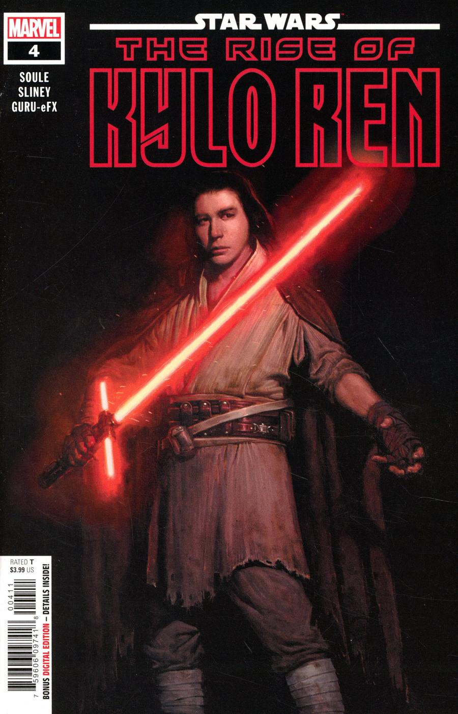 Star Wars Rise Of Kylo Ren #4 Cover A Regular EM Gist Cover