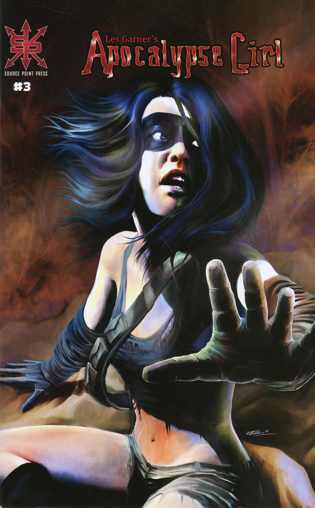 Apocalypse Girl (Source Point Press) #3
