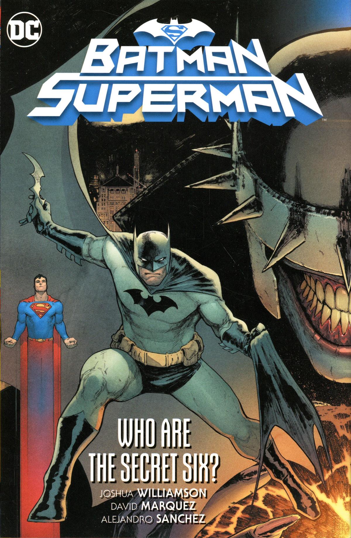 Batman Superman (2019) Vol 1 Who Are The Secret Six HC