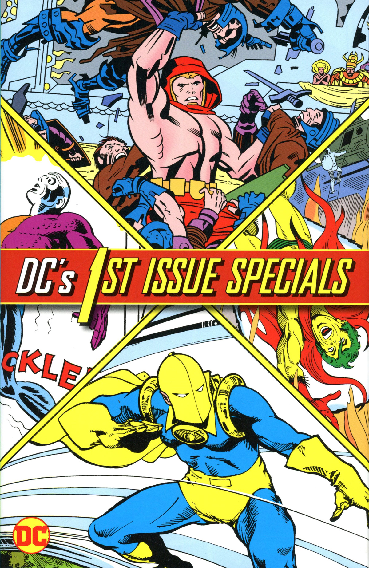 DC First Issue Special HC