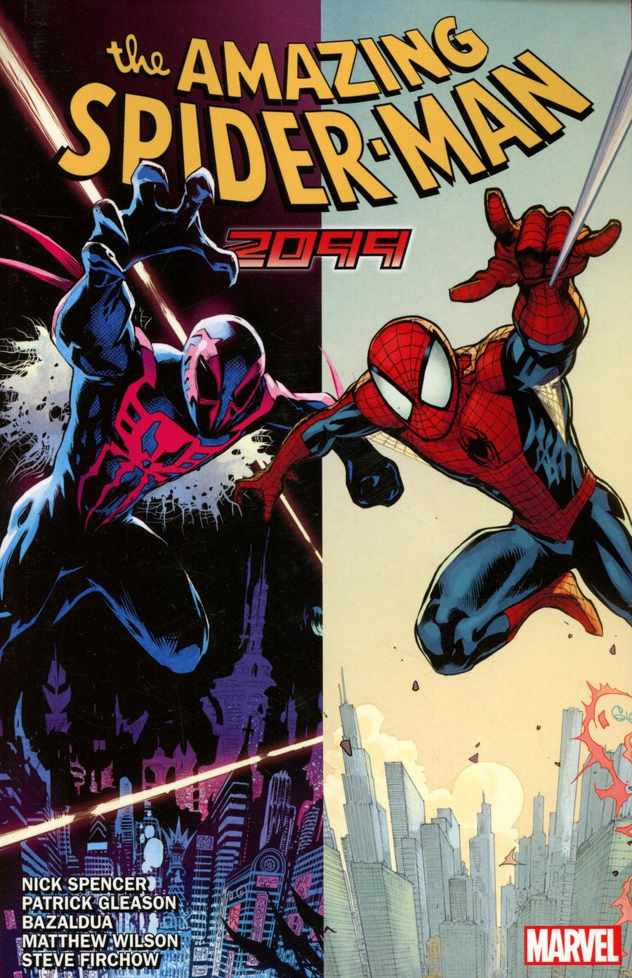 Amazing Spider-Man By Nick Spencer Vol 7 2099 TP