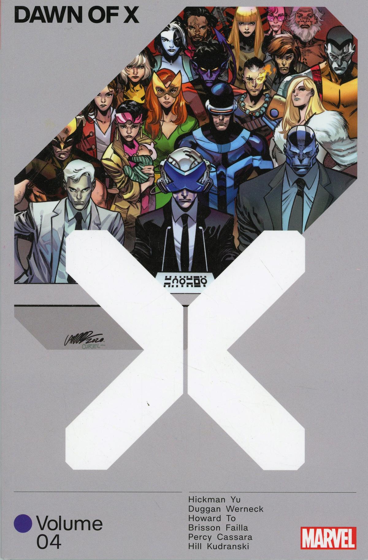 Dawn Of X Vol 4 TP