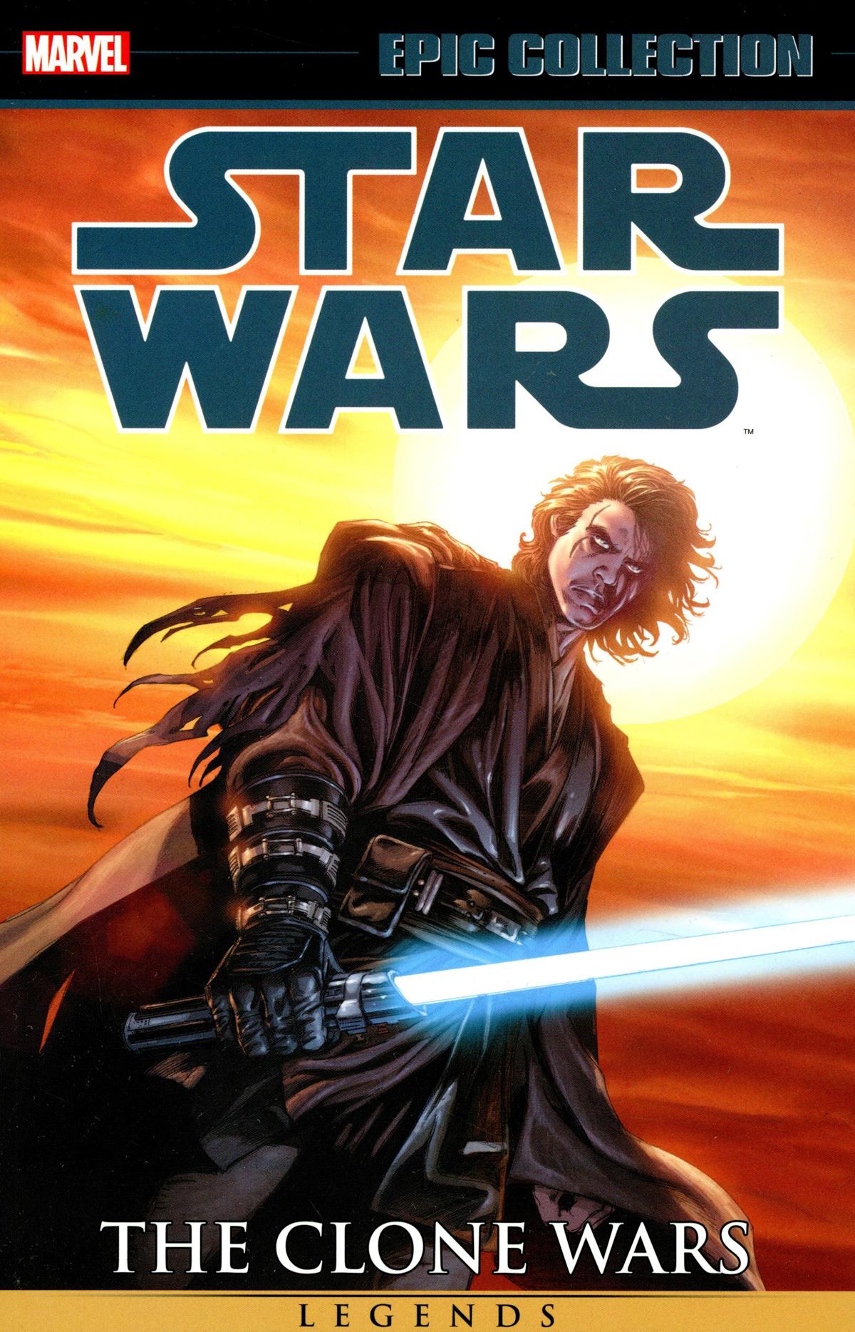 Star Wars Legends Epic Collection Clone Wars Vol 3 TP