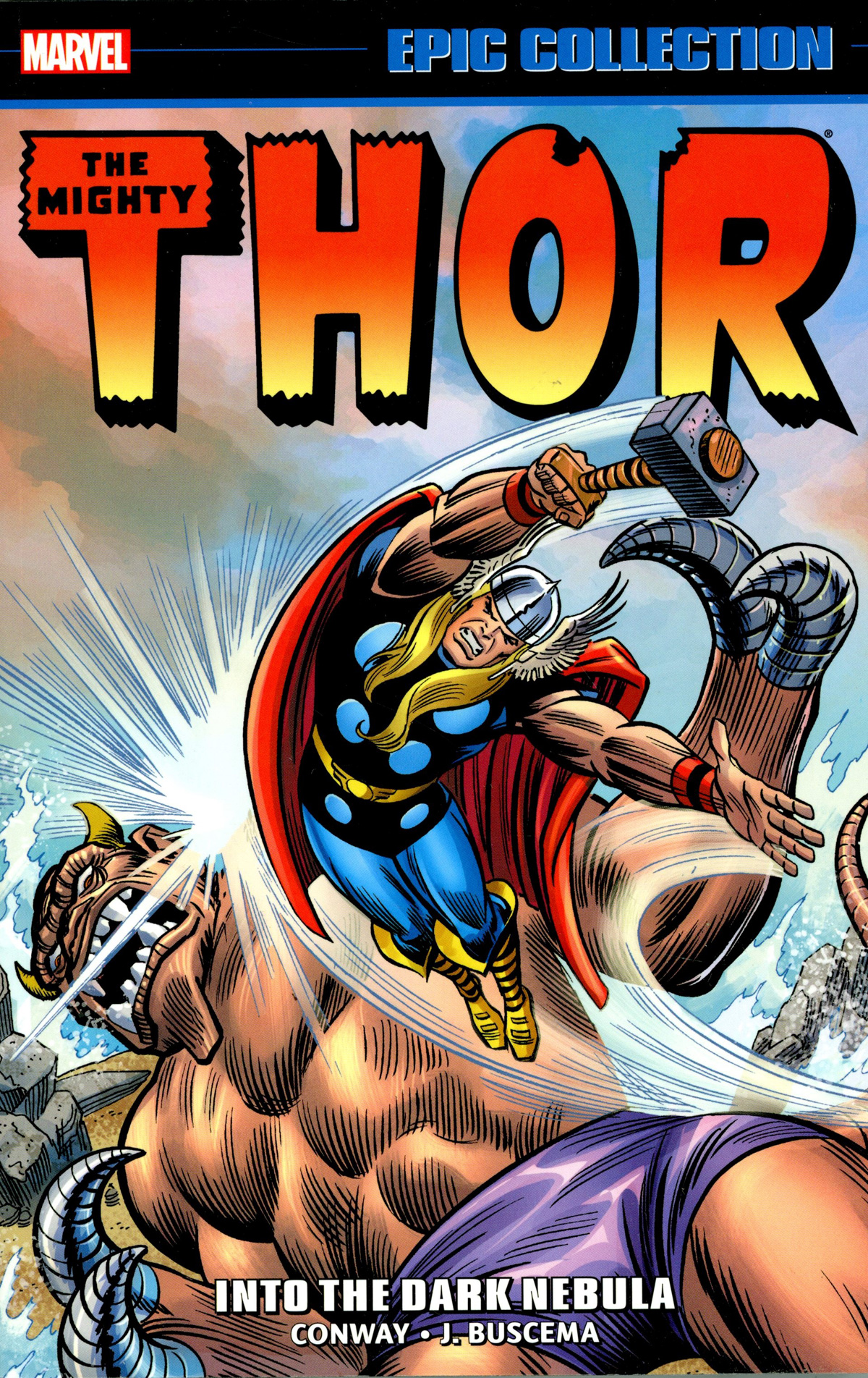 Thor Epic Collection Vol 6 Into The Dark Nebula TP