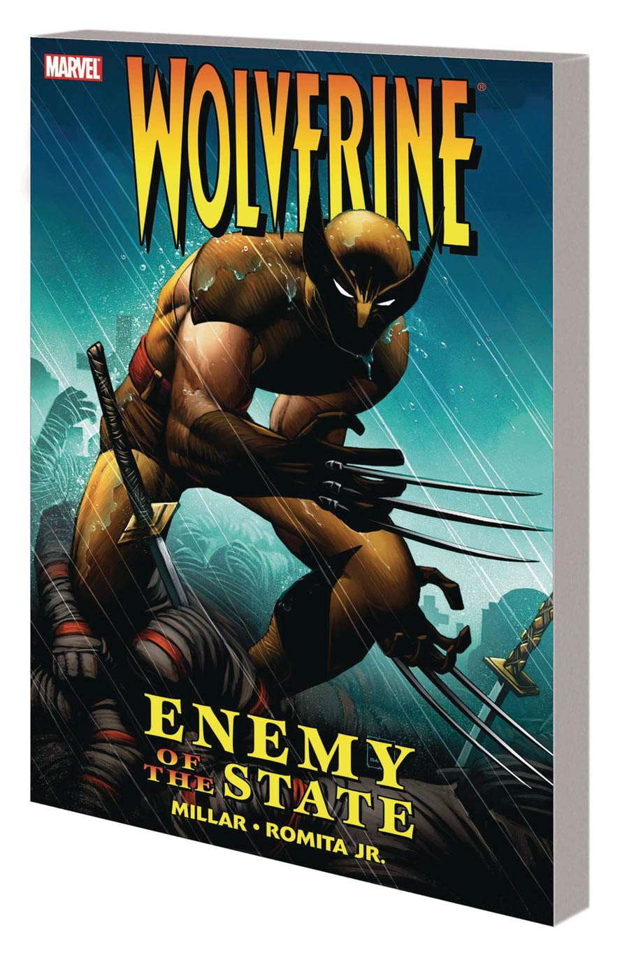 Wolverine Enemy Of The State TP New Printing
