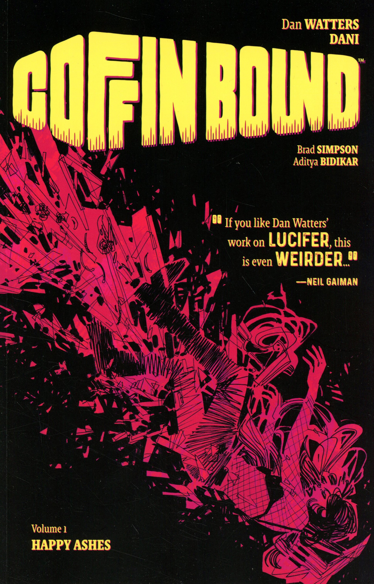 Coffin Bound Vol 1 Happy Ashes TP