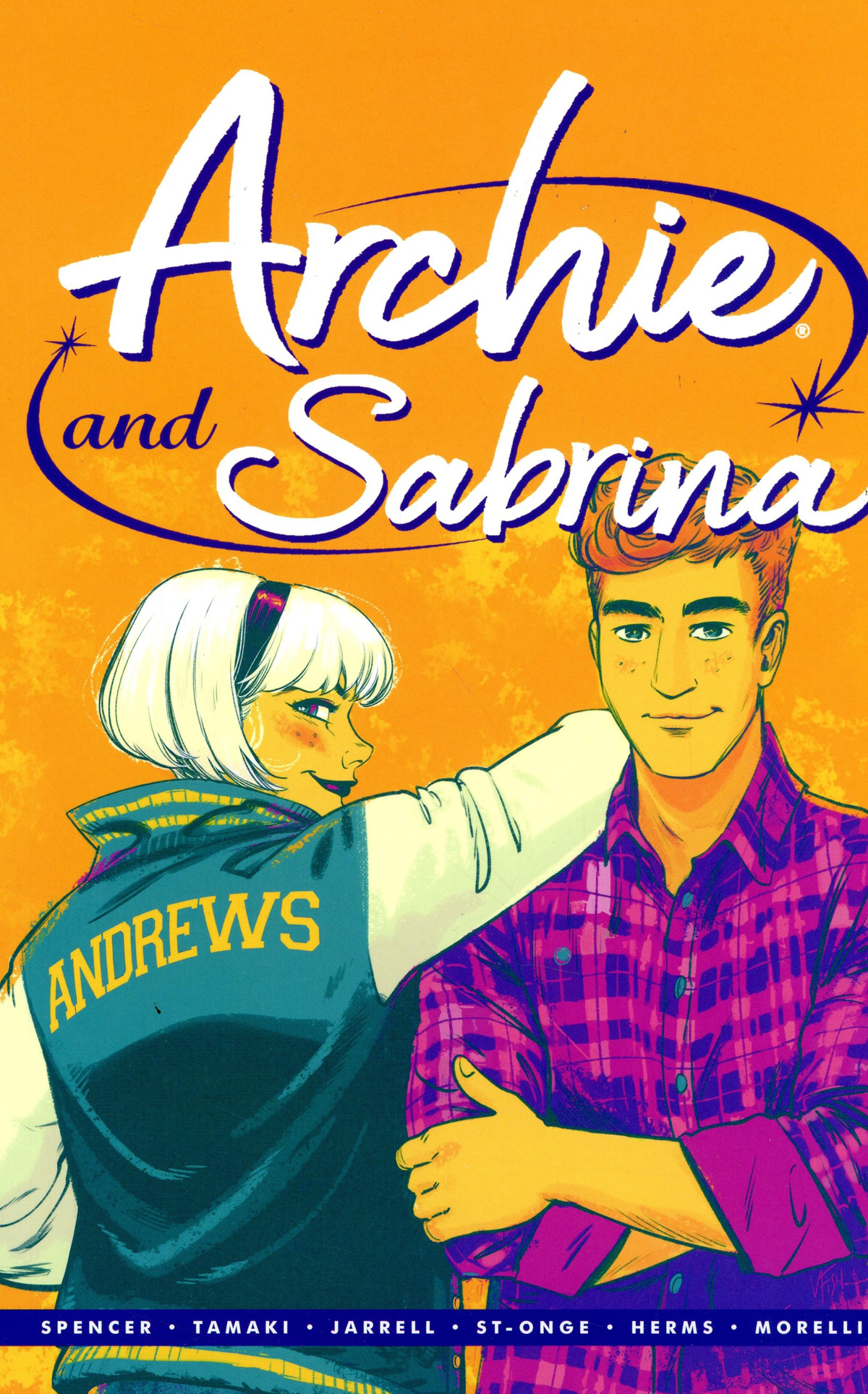 Archie By Nick Spencer Vol 2 Archie And Sabrina TP