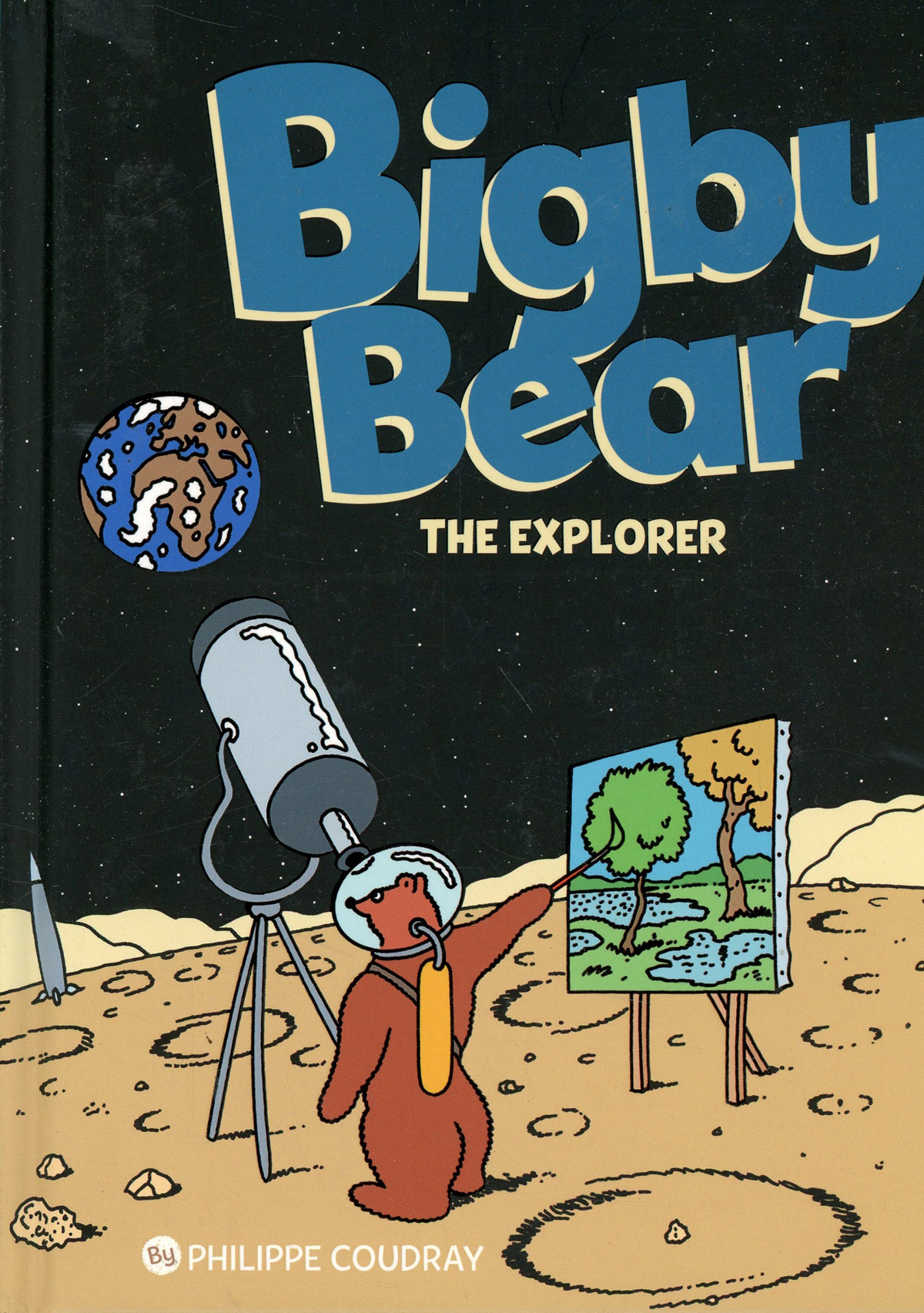 Bigby Bear Vol 3 The Explorer HC