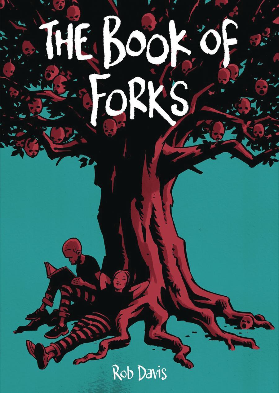 Book Of Forks GN