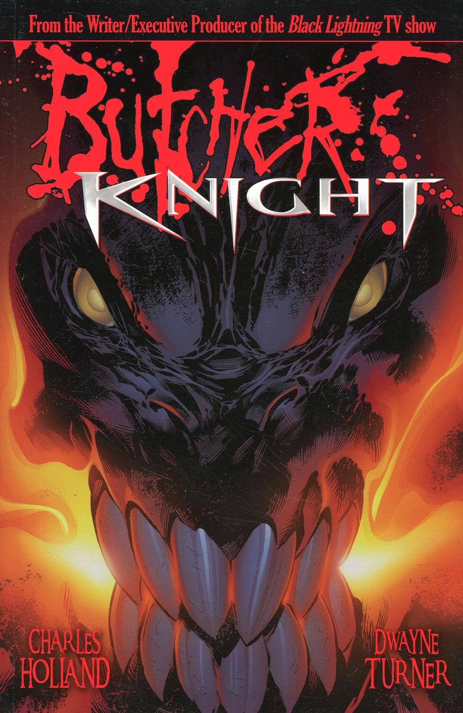 Butcher Knight TP