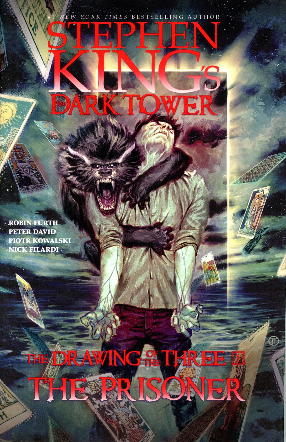 Dark Tower Drawing Of Three Vol 1 The Prisoner HC